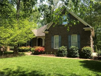 Whitsett Single Family Home For Sale: 502 Woolwine Court