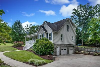 Kernersville NC Single Family Home Due Diligence Period: $269,900