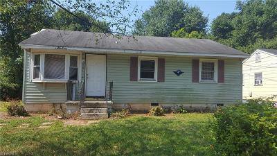 Greensboro Single Family Home For Sale: 709 Devon Drive
