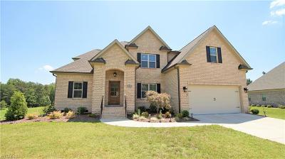 Guilford County Single Family Home For Sale: 701 Stoneway Court