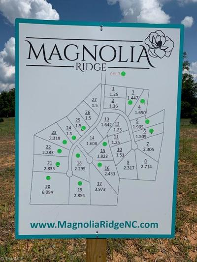 Residential Lots & Land For Sale: 287 Magnolia Way