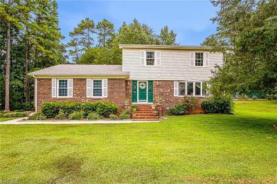 Greensboro Single Family Home For Sale: 4501 Doncaster Drive