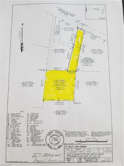 Residential Lots & Land For Sale: Hedgecock Road