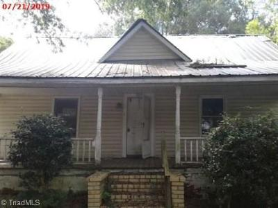 High Point Single Family Home For Sale: 1202 Montlieu Avenue