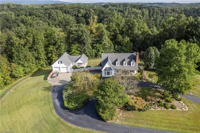 Walnut Cove Single Family Home For Sale