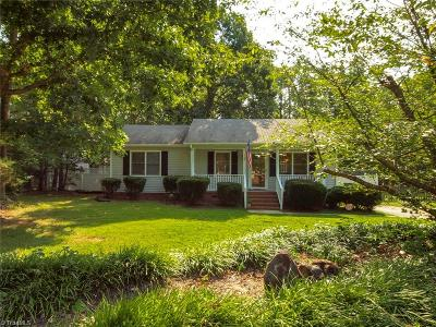 Gibsonville Single Family Home For Sale: 103 Pineview Road