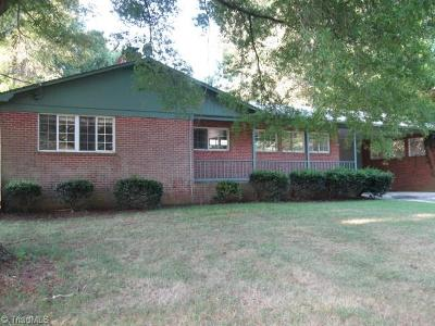 Forsyth County Single Family Home For Sale: 2340 Mooreland Drive