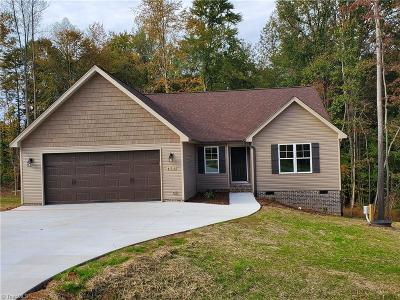 Stokesdale Single Family Home For Sale: 456 Twin Creeks Drive