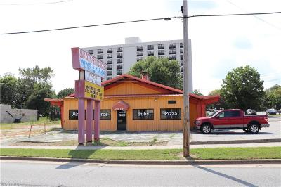 High Point Commercial For Sale: 1014 S Main Street
