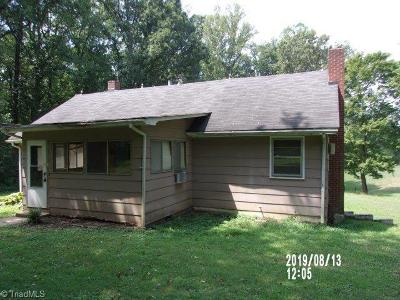 Winston Salem Single Family Home For Sale: 4140 Rocky Ford Lane