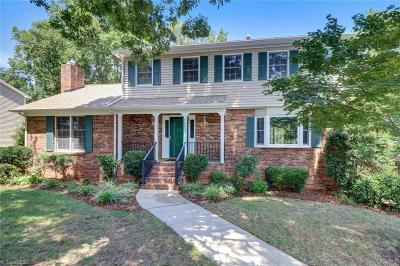 High Point Single Family Home For Sale: 3706 Northshore Drive