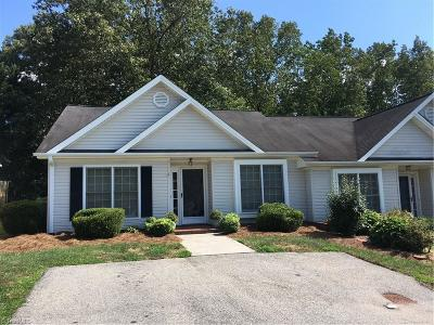 Rockingham County Single Family Home For Sale: 1310 Hillside Drive