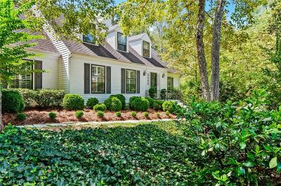 High Point Single Family Home For Sale: 1213 Yorkshire Drive