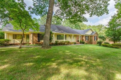 Burlington Single Family Home For Sale: 2225 Walker Avenue