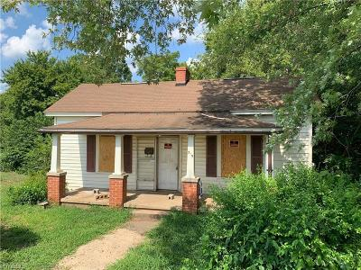 Eden Single Family Home For Sale: 515 Orchard Drive