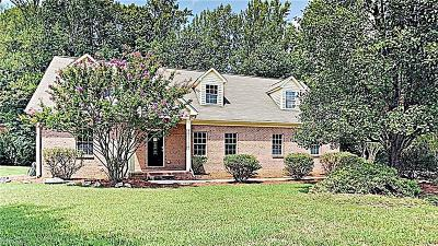 Kernersville NC Single Family Home For Sale: $224,900