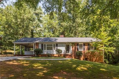 Single Family Home For Sale: 4981 Lochraven Drive