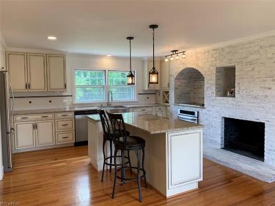 Winston Salem Single Family Home For Sale: 2925 Loch Drive