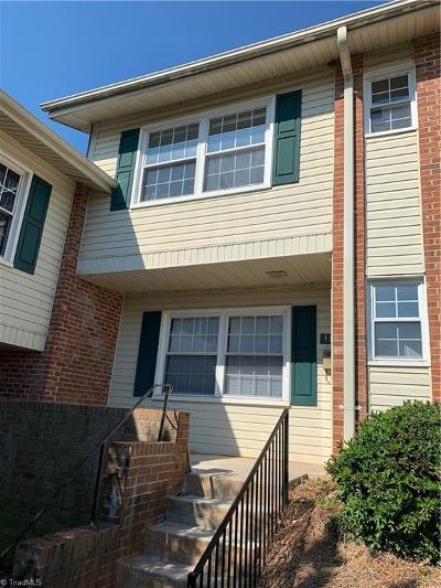Greensboro Condo/Townhouse For Sale: 410 Muirs Chapel Road
