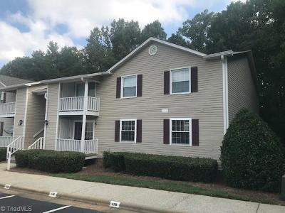 Greensboro Condo/Townhouse For Sale: 5617 Hornaday Road #C