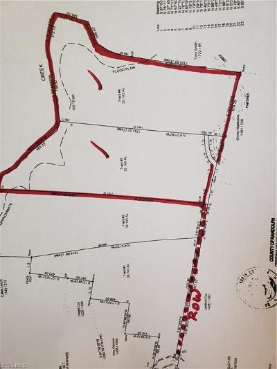 Asheboro Residential Lots & Land For Sale: Cane Mill Road