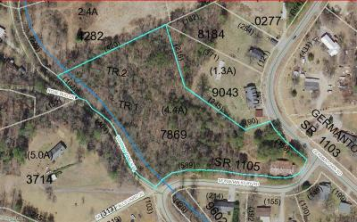 Wilkes County Residential Lots & Land For Sale: Germantown Road