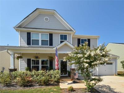 Greensboro Single Family Home For Sale: 6911 Lowline Drive