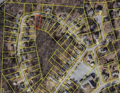 High Point Residential Lots & Land For Sale: 900 Pine Circle Drive