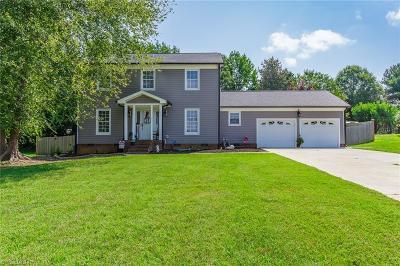 Elon Single Family Home For Sale: 111 Truitt Drive
