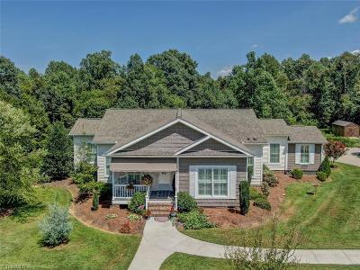 Reidsville Single Family Home For Sale: 9973 Nc Highway 87
