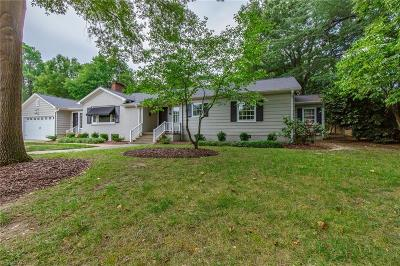 Alamance County Single Family Home For Sale: 518 Tarleton Avenue