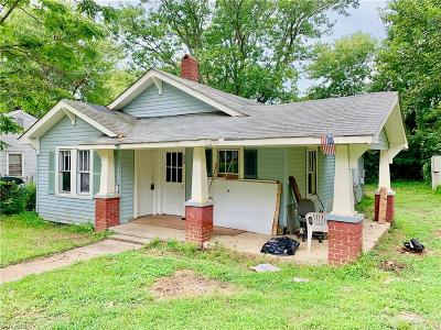 High Point Single Family Home For Sale: 524 Amos Street