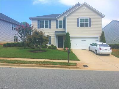 Greensboro NC Single Family Home For Sale: $207,000