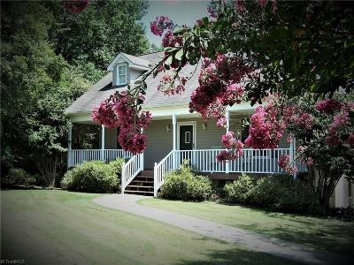Kernersville Single Family Home Due Diligence Period: 723 Twin Creek Road