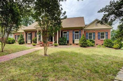 High Point Single Family Home For Sale: 1239 Gatehouse Road