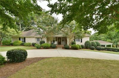 Winston Salem Single Family Home For Sale: 983 Avon Road