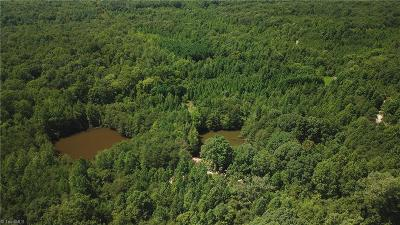 Reidsville Residential Lots & Land For Sale: Tract A Nc Highway 14