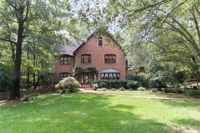 Greensboro Single Family Home For Sale: 807 Blanton Place