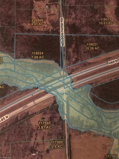 Greensboro Residential Lots & Land For Sale: 2546 Nelson Farm Road