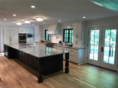 Winston Salem Single Family Home For Sale: 2538 Olivet Church Road