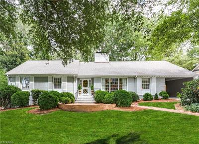 Greensboro Single Family Home For Sale: 108 Elmwood Terrace