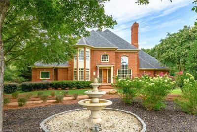 Winston Salem Single Family Home For Sale: 4650 Cherryhill Lane
