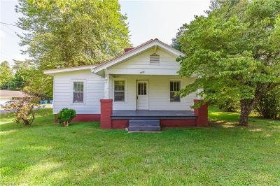 Greensboro Single Family Home For Sale: 1828 Alamance Church Road