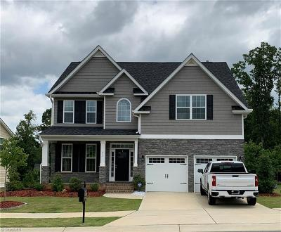 Burlington Single Family Home For Sale: 211 Granger Trail