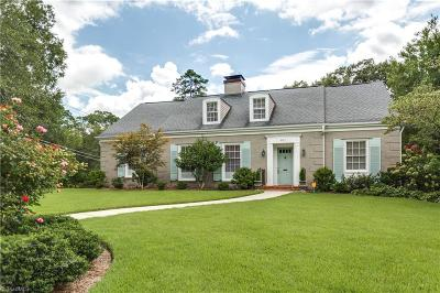 Greensboro Single Family Home Due Diligence Period: 801 Dover Road