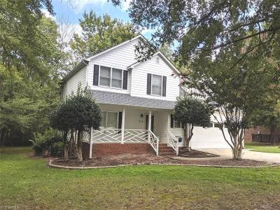 Jamestown Single Family Home For Sale: 719 Guilford Road