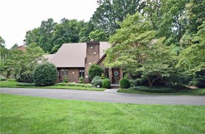 Winston Salem Single Family Home For Sale: 1901 Runnymede Road