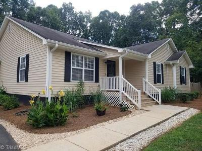 Rural Hall Single Family Home Due Diligence Period: 6653 Whispering Drive