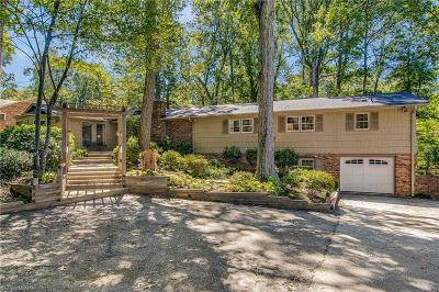 Sherwood Forest Single Family Home For Sale: 3800 Northriding Road