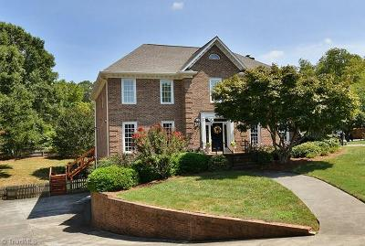 Winston Salem Single Family Home For Sale: 805 Winberry Court